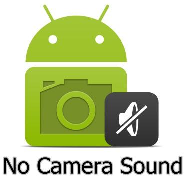 No Camera Sound Android Phones