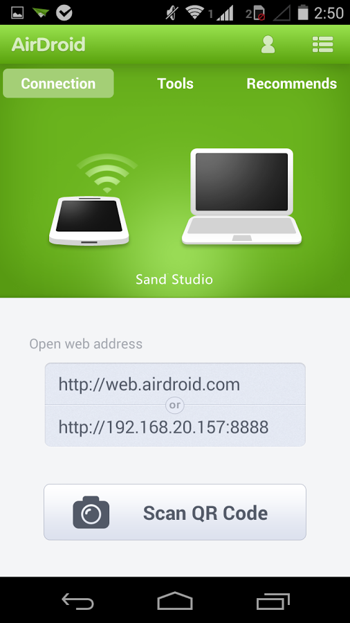 AirDroid Android