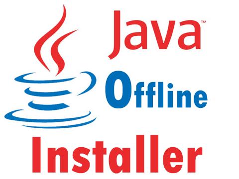 Java Offline Installer