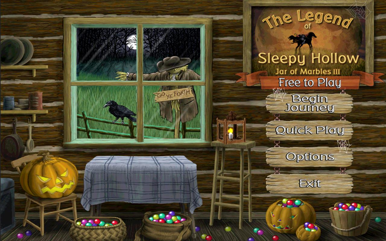 Legend of Sleepy Hollow game