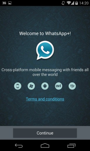Updates WhatsApp Plus