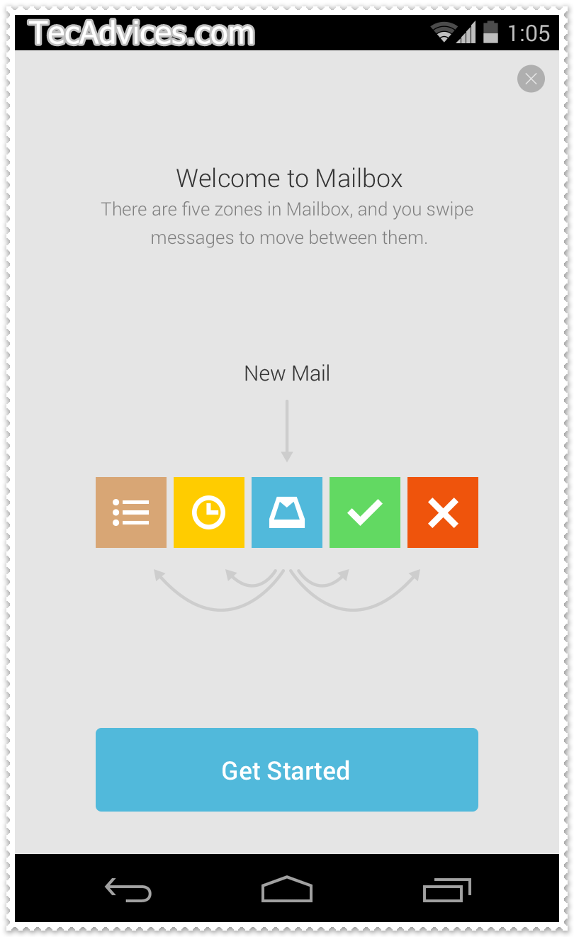 Mailbox Android App