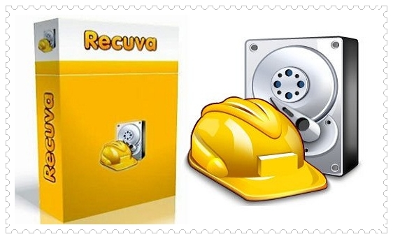 Recuva Recovery Software