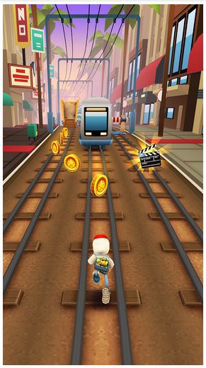Subway Surfers Los Angeles Game
