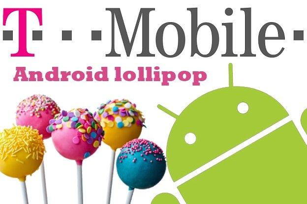 T-Mobile Lollipop Update
