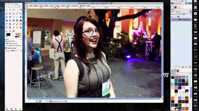 GIMP - Photoshop Alternative